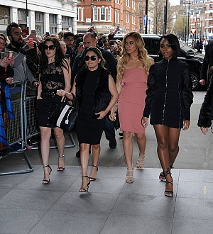 Fifth Harmony vow to leave America if Trump wins election