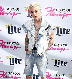 Aaron Carter suffering from stress-related eating disorder