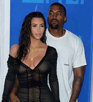 Kim Kardashian abandons father's tribute as Kanye West is hospitalized