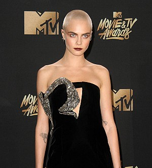 Cara Delevingne hates crying in public over anxieties