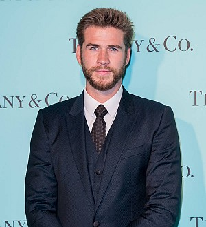 Liam Hemsworth's secret painting passion