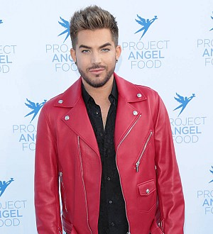 Adam Lambert honors George Michael with musical tribute