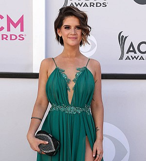 Maren Morris credits her success to good timing