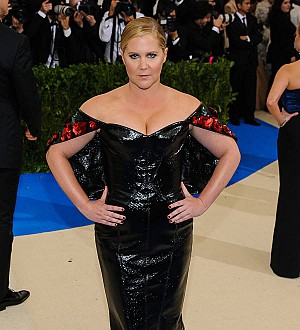 Amy Schumer returns to Met Gala a year after labeling it 'punishment'