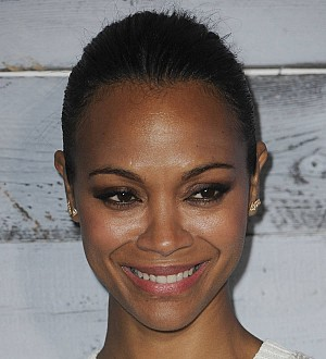 Zoe Saldana still struggling with body changes after pregnancy