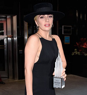 Lady Gaga supports sexual assault victims amid Trump allegations