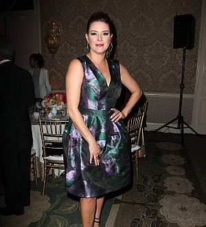 Alicia Machado strips off for PETA's anti-fur campaign