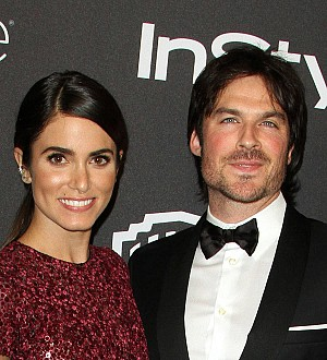 Nikki Reed and Ian Somerhalder to take a 'month of silence' after baby's birth