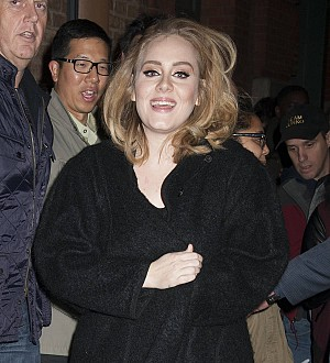 Adele stopped drinking when she became a mom