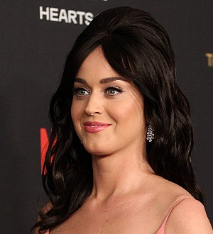 Katy Perry stoked for Seth Rogen's Sausage Party
