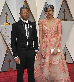 Pharrell Williams producing movie musical about his life