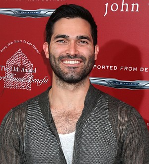 Tyler Hoechlin Trades in Claws for a Cape as The CW's New Superman!