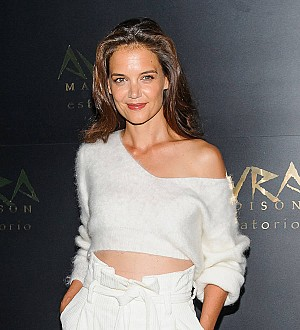 Katie Holmes honors daughter Suri with film credit