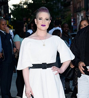 Kelly Osbourne: 'Starbucks barista made me wet myself'