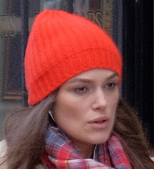 Keira Knightley's wild hair thicker than ever now she's a mum