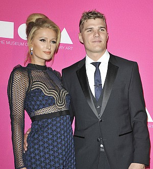 Paris Hilton throws surprise birthday bash for Chris Zylka