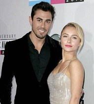 Hayden Panettiere splits from boyfriend