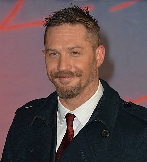 Tom Hardy tops leading man poll
