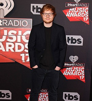 Ed Sheeran struggled to keep MBE news secret