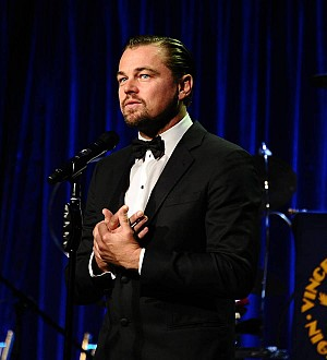 Leonardo DiCaprio hosts Titanic reunion at star-studded charity gala