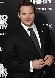 Chris Pratt: Superhero?