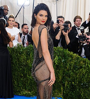 Kendall Jenner jumps at the chance to be sexual on photoshoots