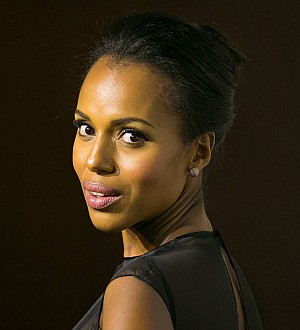 Kerry Washington honored at Harvard University as her 39th birthday looms