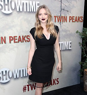Amanda Seyfried used antidepressants while pregnant