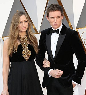 Eddie Redmayne waiting to find out baby's sex