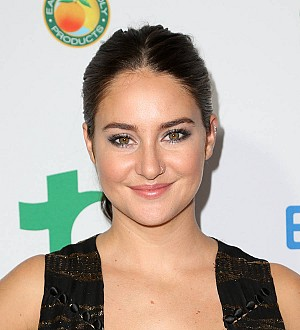 Shailene Woodley pleads not guilty to riot charge