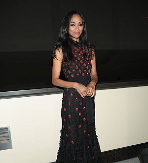 Zoe Saldana developing digital media company