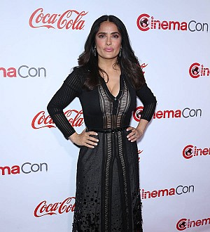 Salma Hayek mourning death of dog