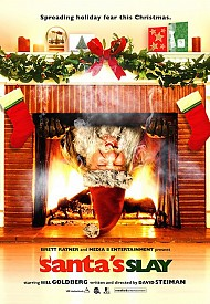 HOLIDAY MOVIE GUILTY PLEASURES: 'Santa's Slay'