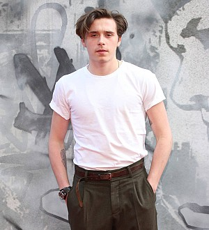 Brooklyn Beckham drops book tour selfie ban