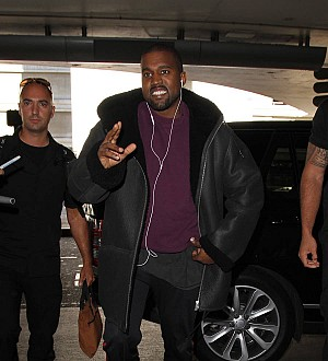 Kanye West flies to New York amid continued rumors of marriage troubles