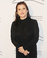 Princess Leia (and Carrie Fisher) Is a Go for 'Star Wars 7'!