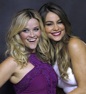 Reese Witherspoon almost smashed Sofia Vergara's teeth on Hot Pursuit set