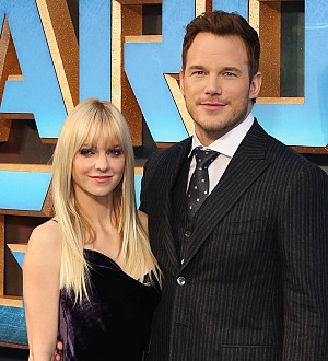Anna Faris found engagement ring bag 'months' before Chris Pratt's proposal