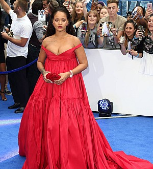 Rihanna was 'intimidated' stepping into the Valerian world