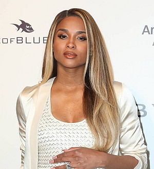 Pregnant Ciara 'thankful' after escaping car crash unharmed
