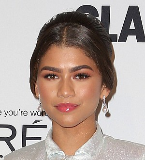 Zendaya scoops fashion award for her shoe line