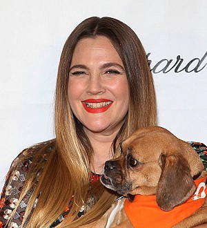 Drew Barrymore grows emotional speaking about her pets