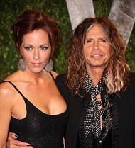 Steven Tyler splits from fiancee - report