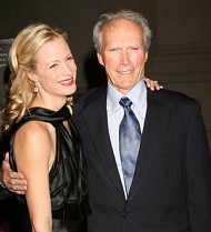 Clint Eastwood's daughter Alison weds TV sculptor
