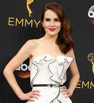 Michelle Dockery praised for professionalism after personal tragedy
