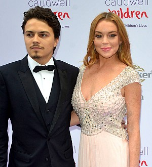 Lindsay Lohan: 'Falling in love is exhausting'