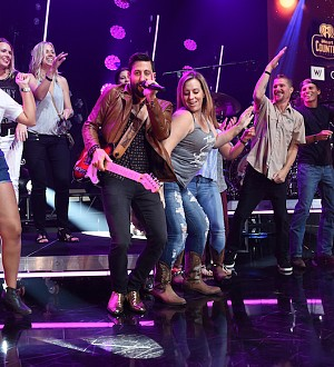 'Happy Endings' For Old Dominion at iHeartCountry Album Release Party!