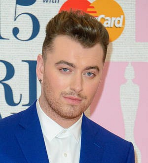 Sam Smith spoke through phone app during vocal rest