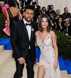 Selena Gomez loves supporting The Weeknd