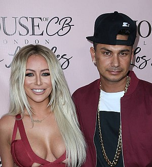 Aubrey O'Day and Pauly D split again - report